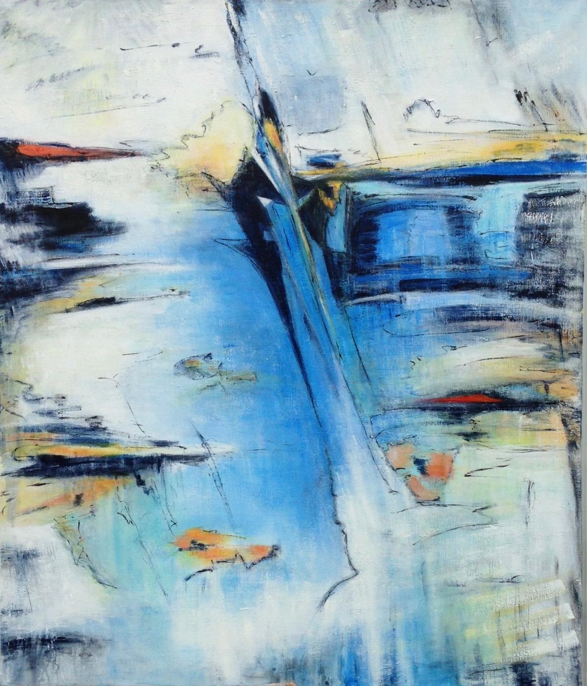 Blue Riff | Maleri