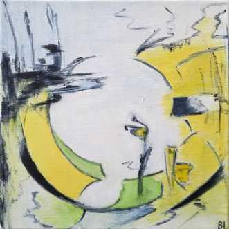Yellow CircleafBirgit Langborg