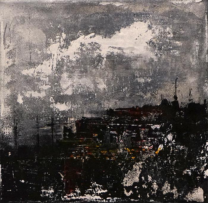 By i horisonten | Dimo Poulsen