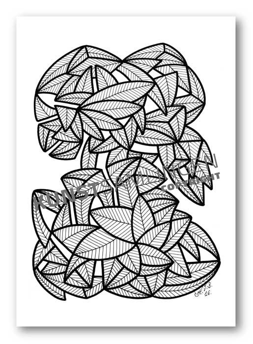 Abstrakt 1 | Klaus Brage