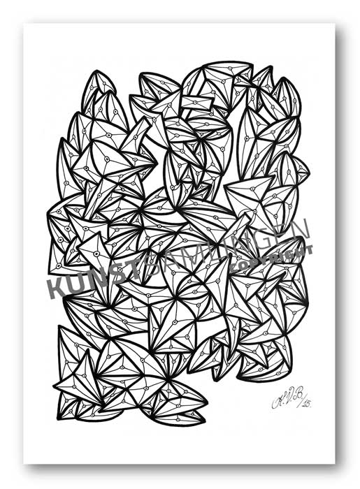 Abstrakt 4 | Klaus Brage