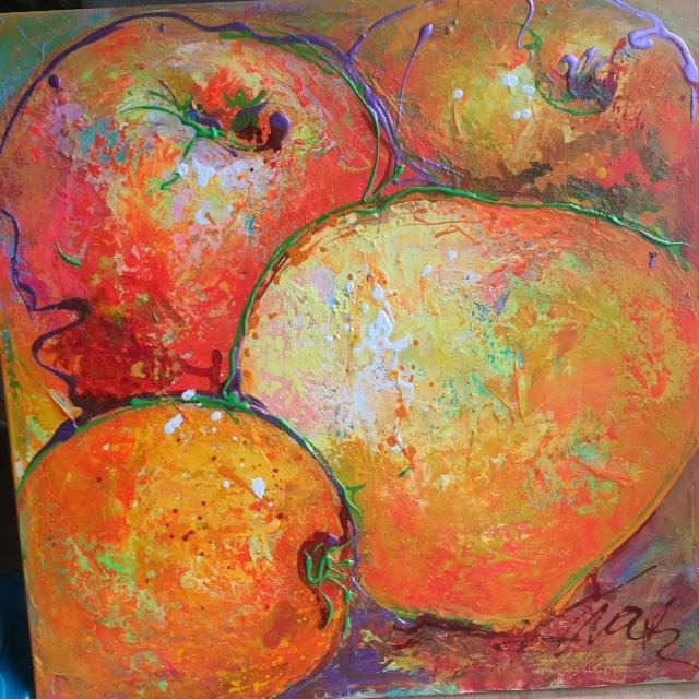 Æbler | Maleri