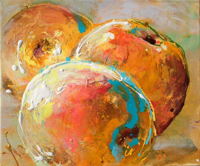 Time of Harvest | Natalia Fedoseeva Watts