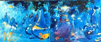 Blå aftenafNatalia Fedoseeva Watts