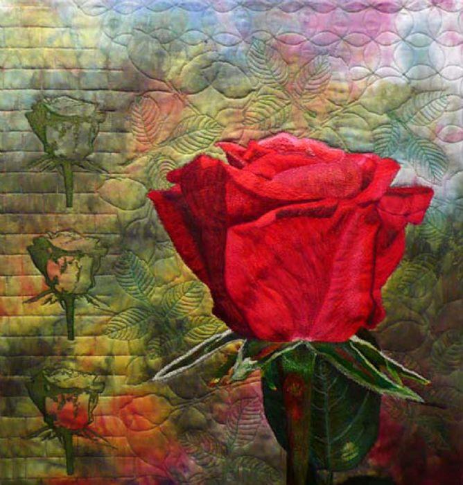 En rose er en rose er en rose.... | Dorte Gjelstrup
