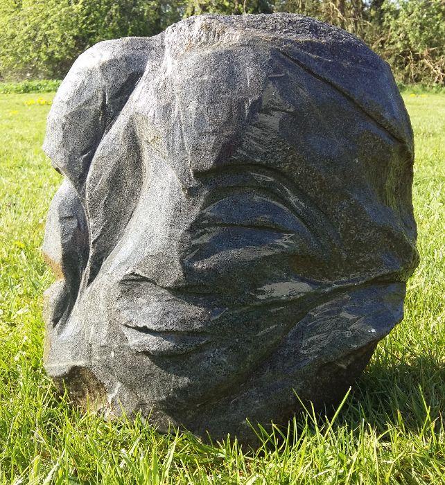 Stone 5 | Skulptur | Detail 1