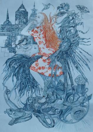 dragefisk | Alena Wils