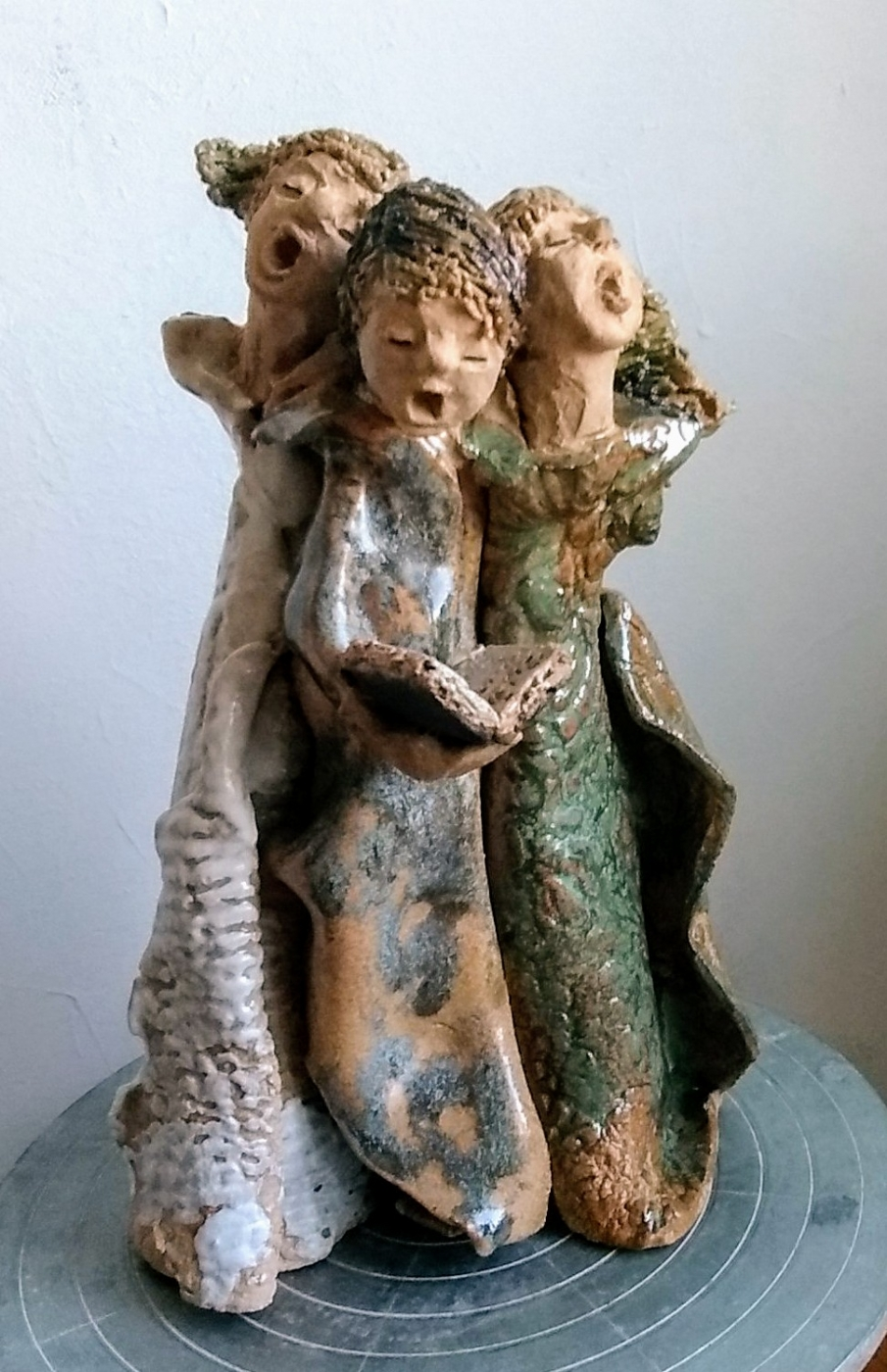 Girl trio | Keramik