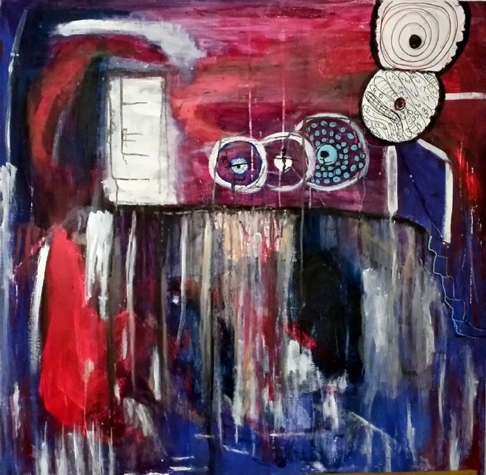 Tidens hjul | Naja Anthonsen
