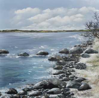 danske strande nr 6afMerete Roy
