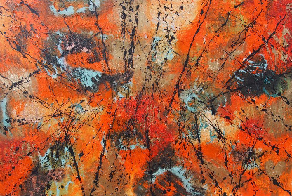 The Floor Is Lava | Martin Rune Brachér