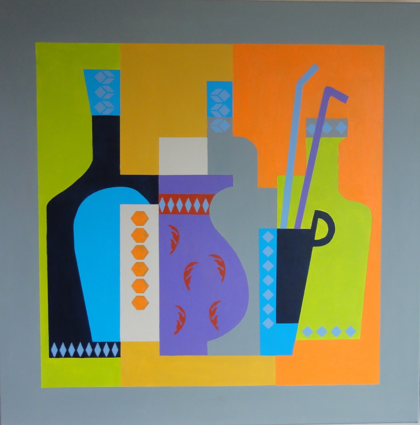 Interiør 7 | Maleri