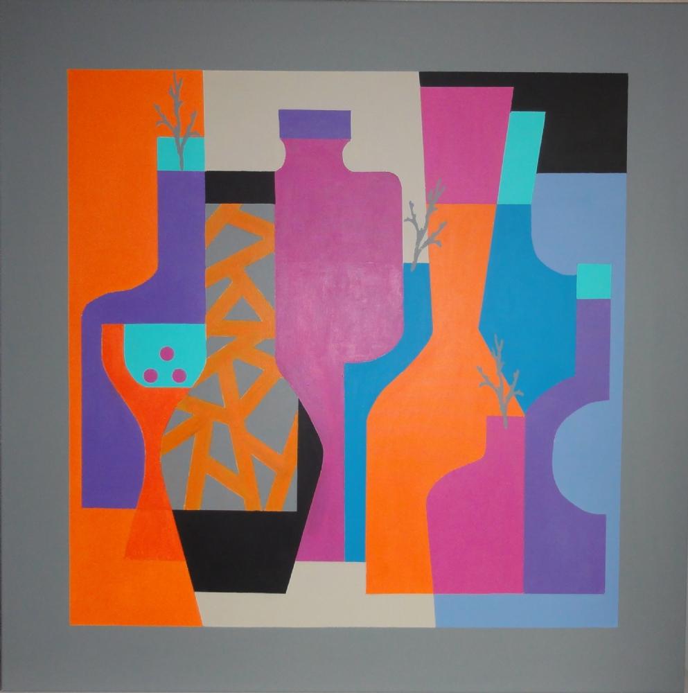 Interiør VIII | Maleri