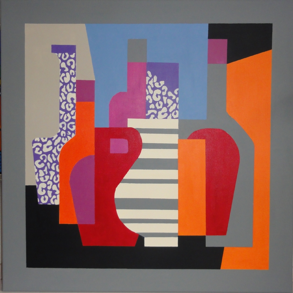 Interiør II | Maleri