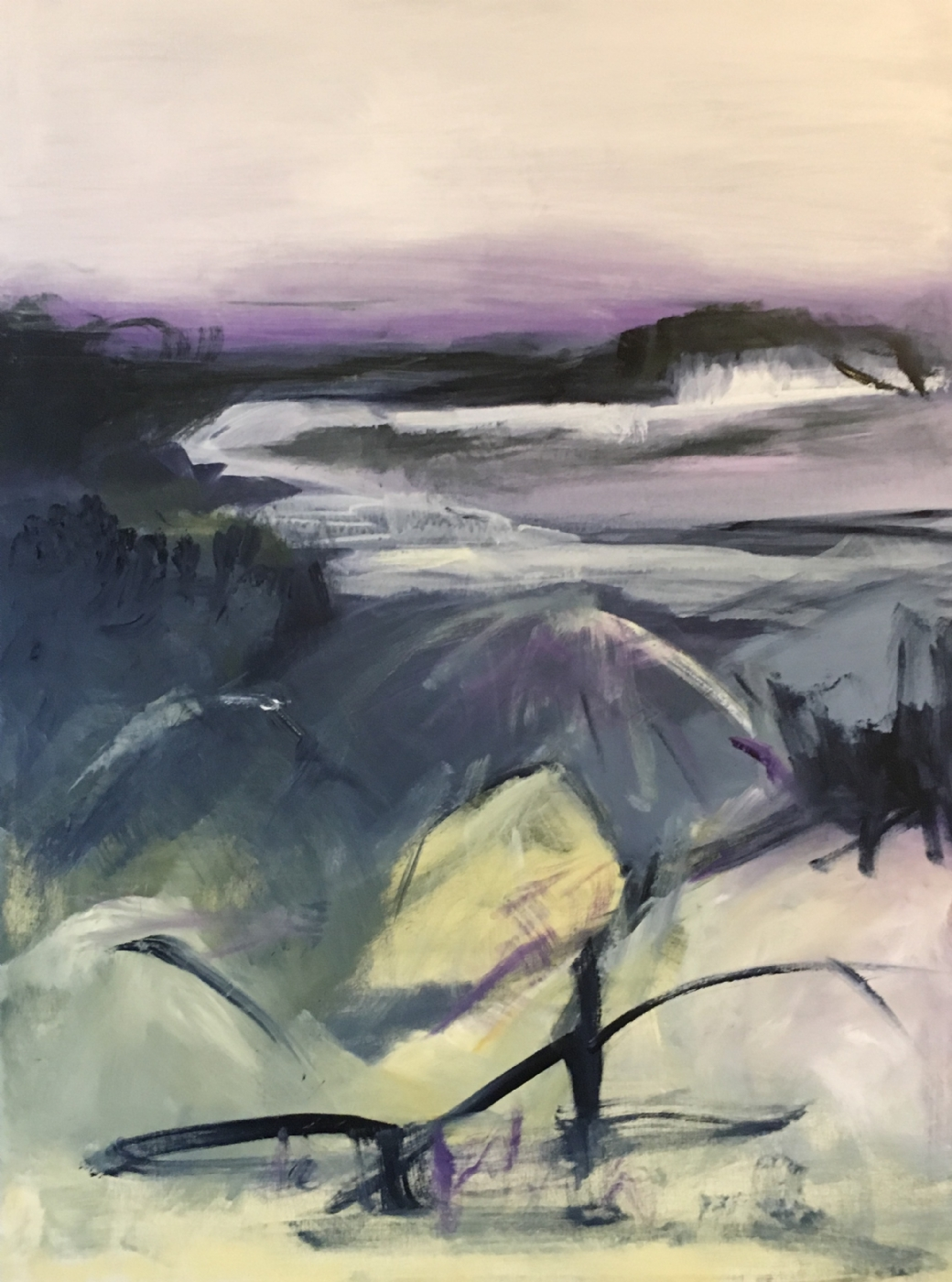 View of nature 2 | Maleri