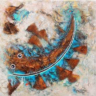 Curious ShrimpafLykke Mørch