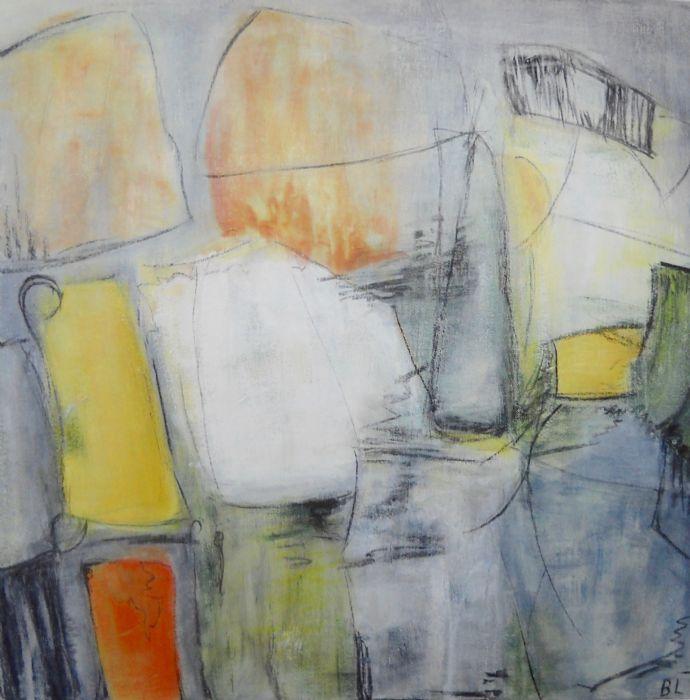 Symfoni in Grey | Maleri