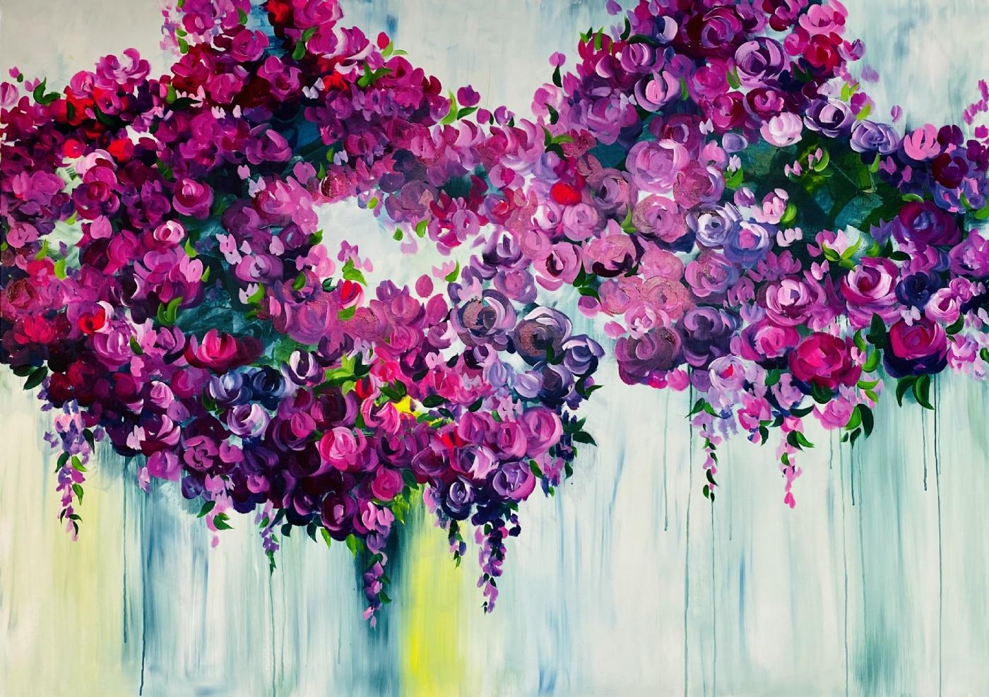 Roses | Maleri