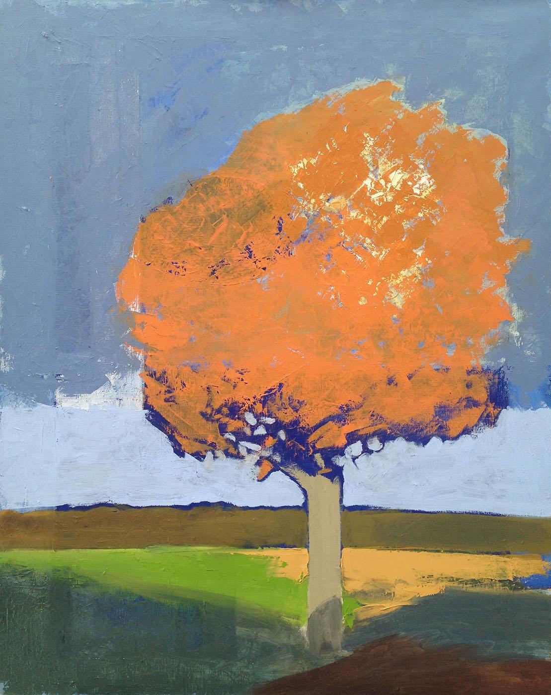 Træet | Maleri