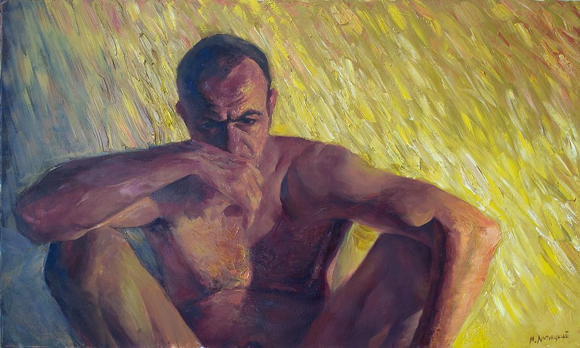 Selvportræt | Maleri