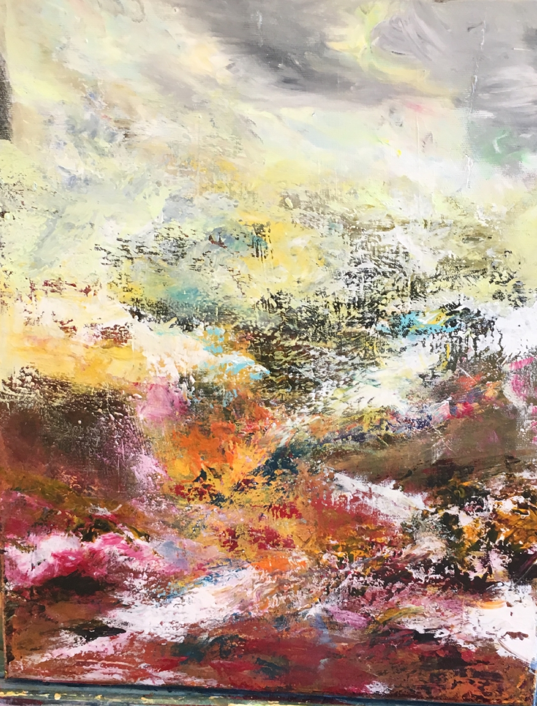 Abstract nature 4 | Maleri