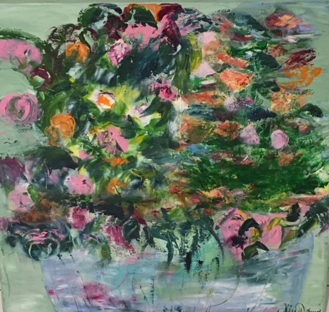 Blomster | Maleri