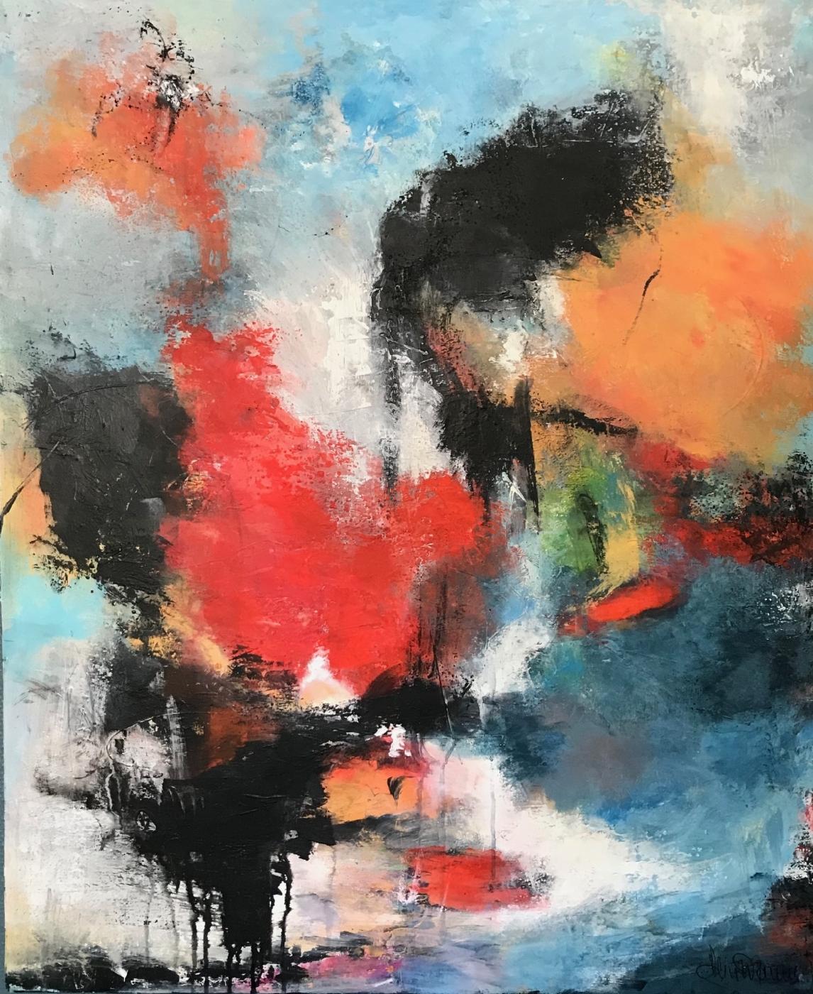 Disagrees | Maleri