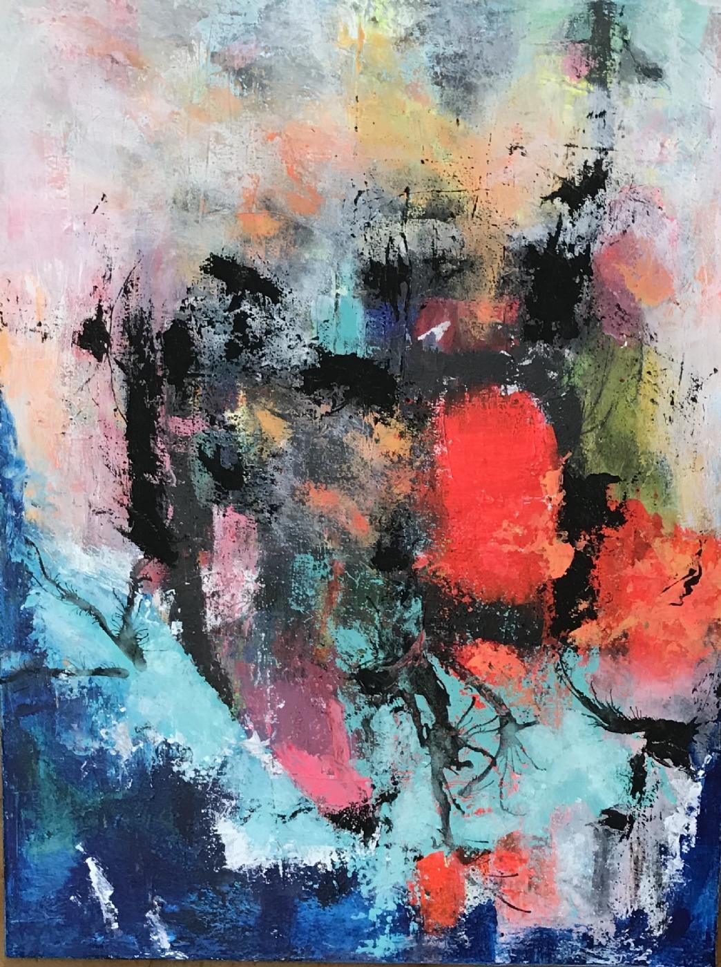 Colorfull life | Maleri