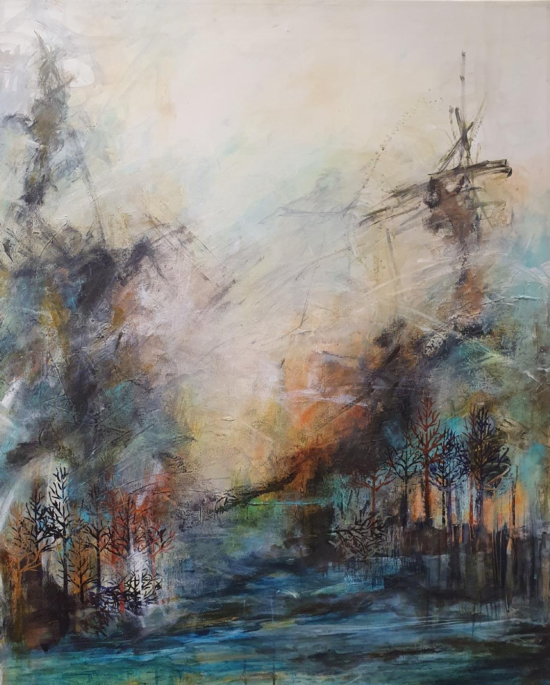 Forrest Way  | Maleri