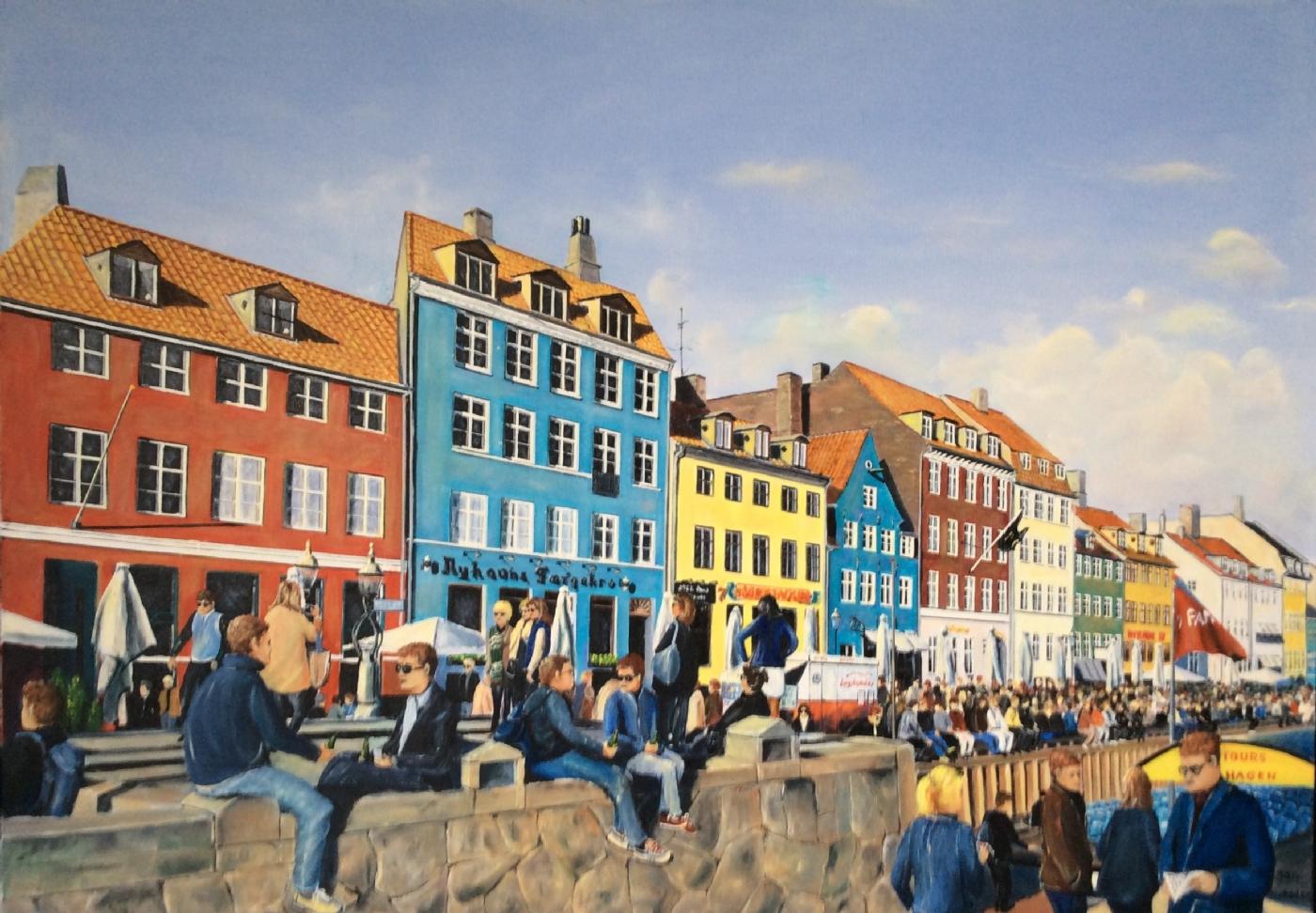 Nyhavn | Maleri