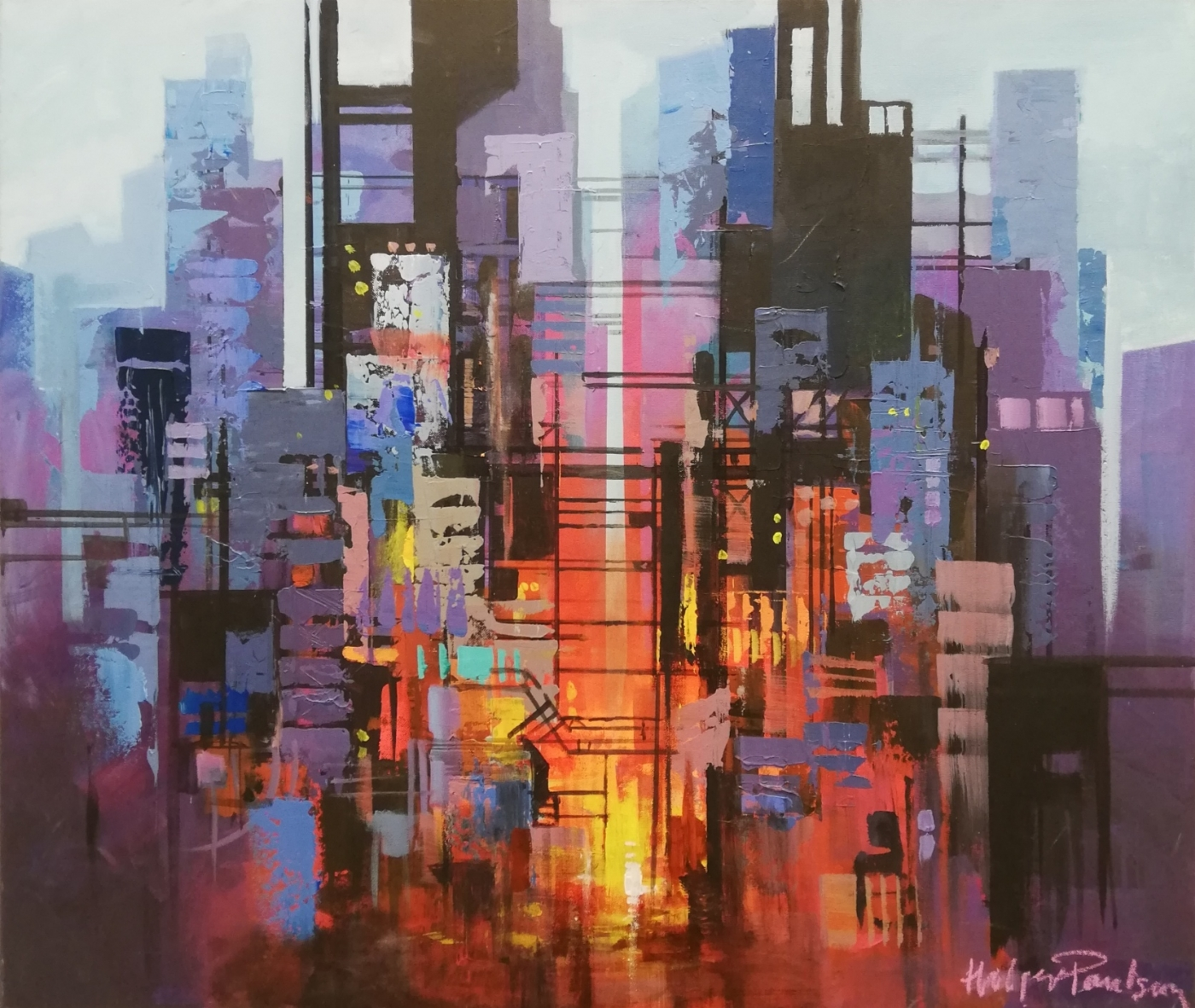 Manhattan, Constructions | Maleri