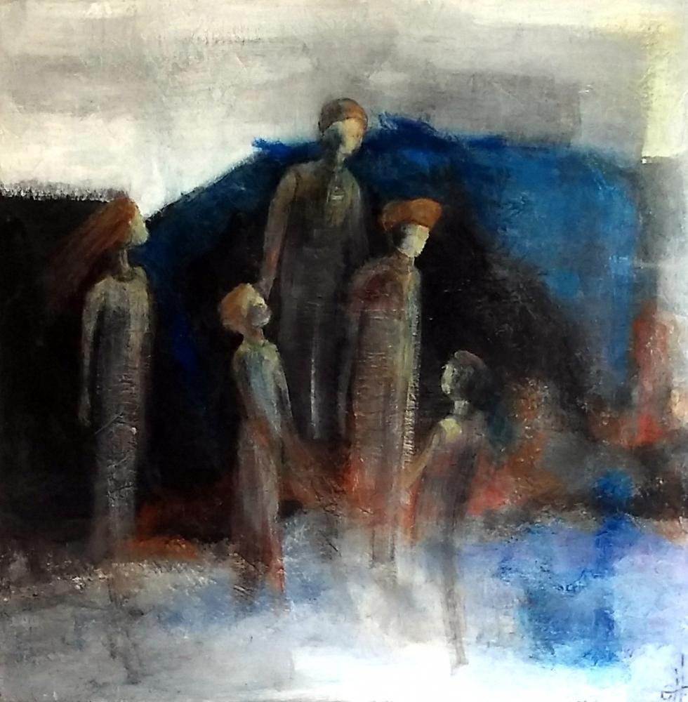 The invisible 1 | Maleri
