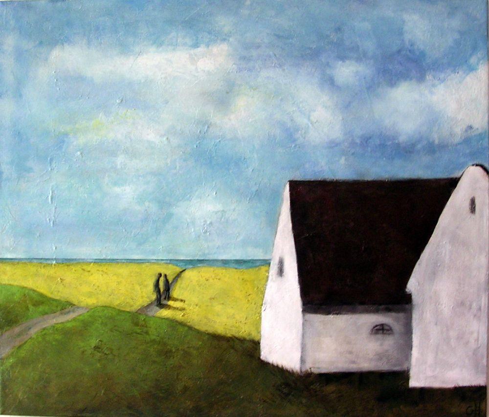 The Rape field | Maleri