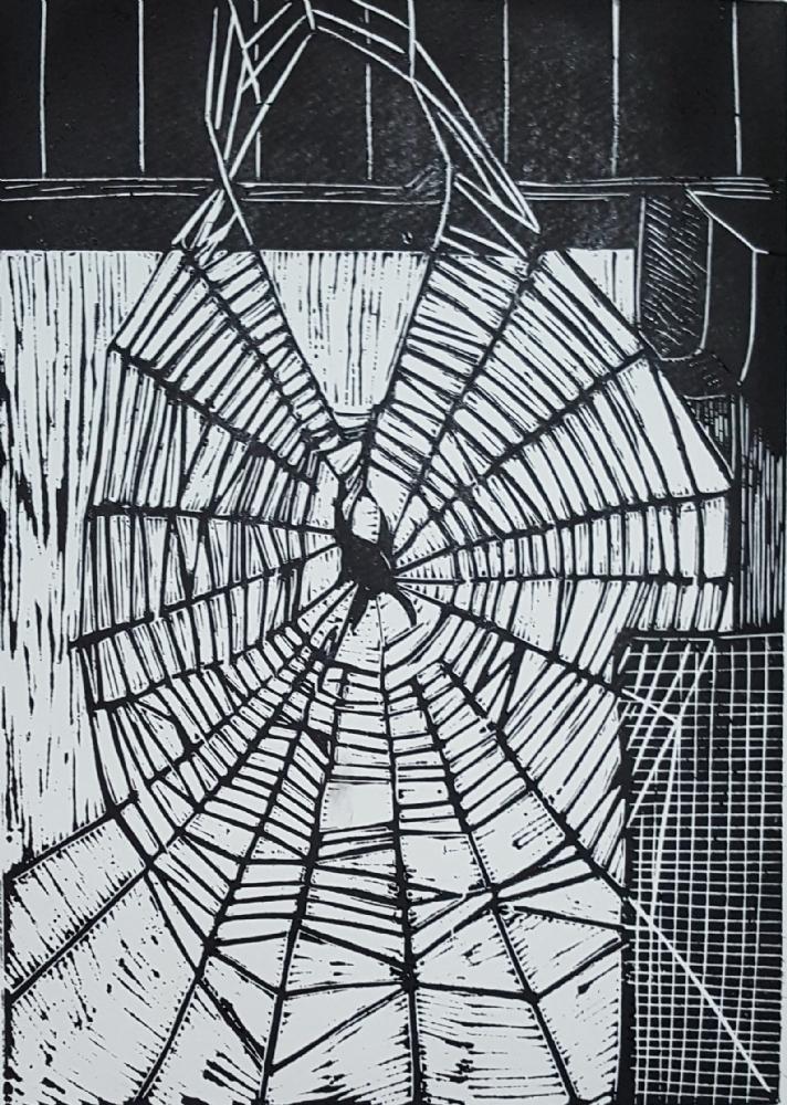 Spindelvævet | Grafik