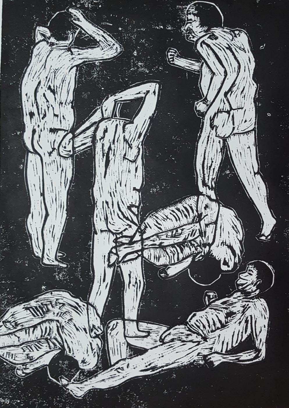 'Urmennesket - manden' | Kunst
