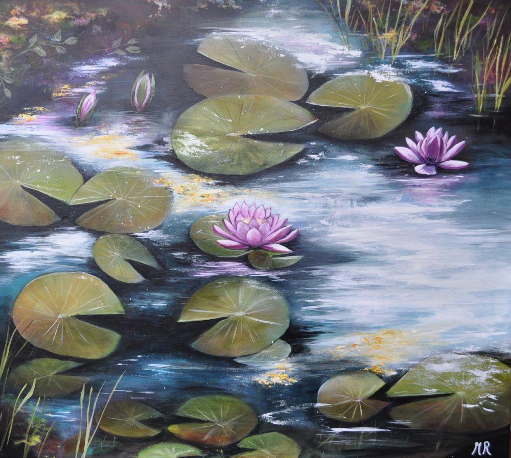 skovsøen | Maleri