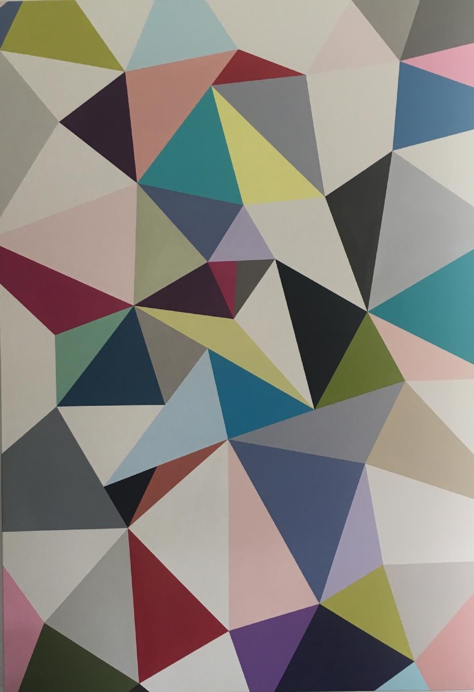 Untitled 111 | Maleri