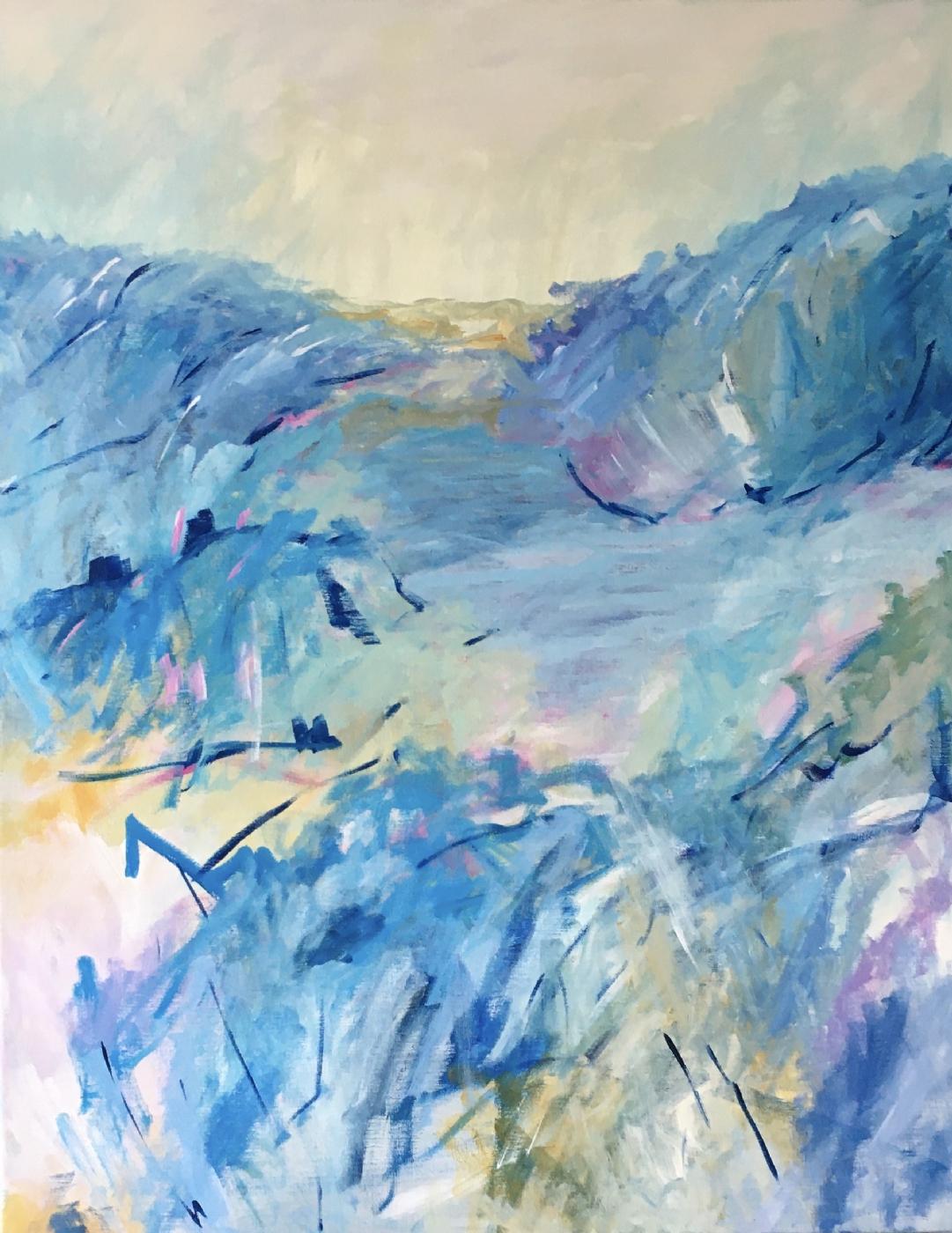 Au plage | Maleri