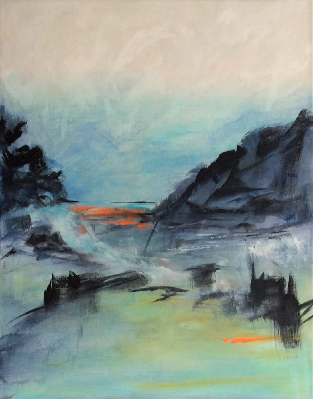 Rippling | Maleri