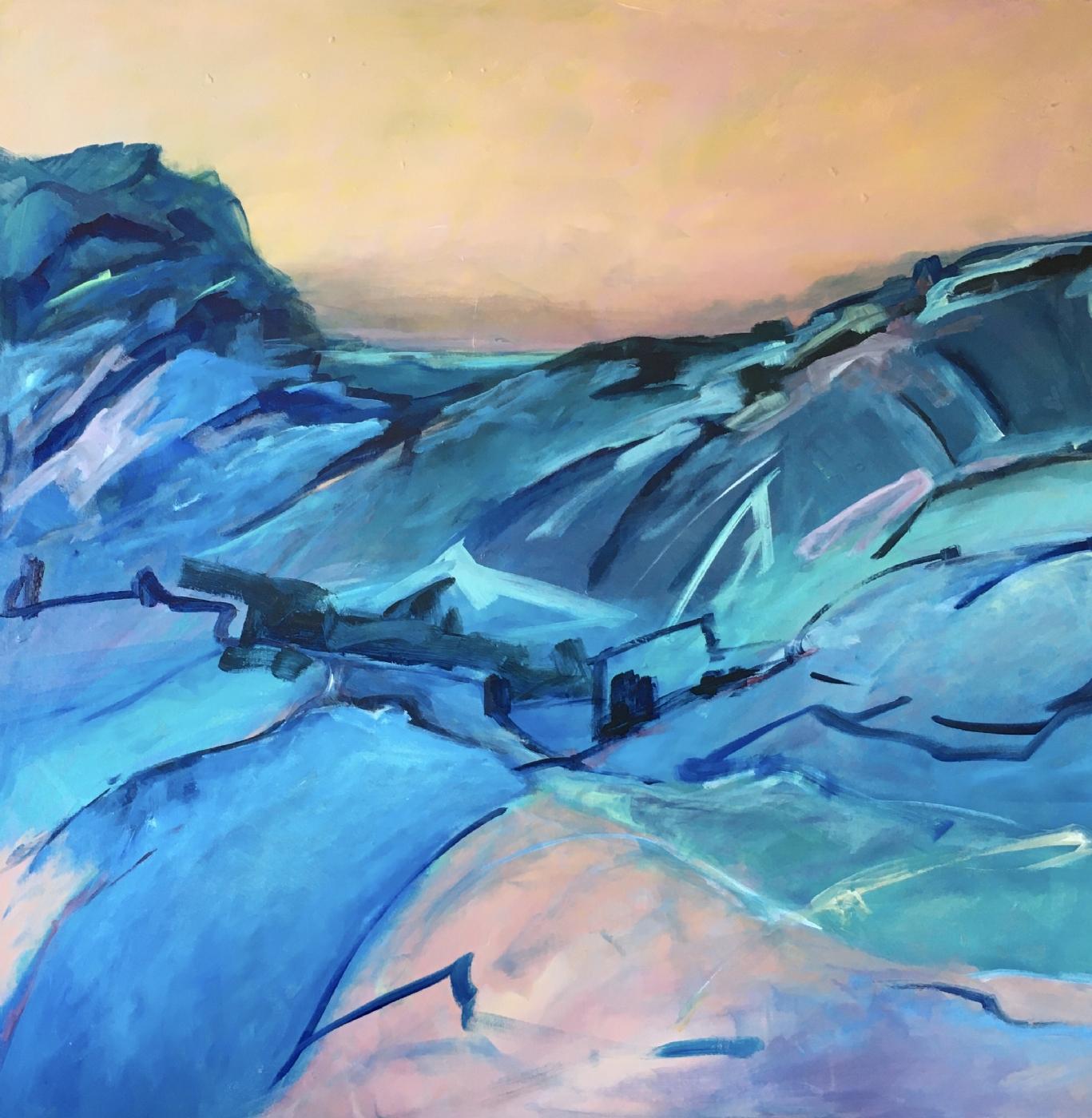 Plateaux | Maleri