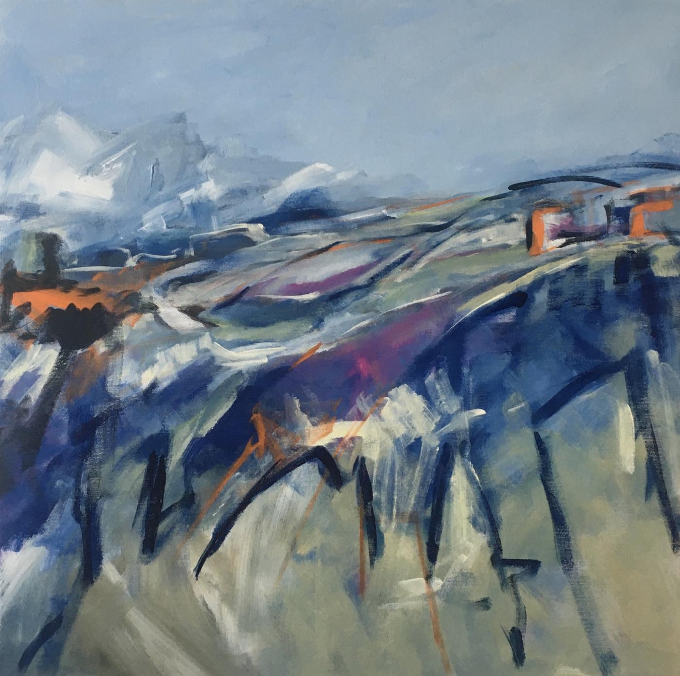 La vallée | Maleri