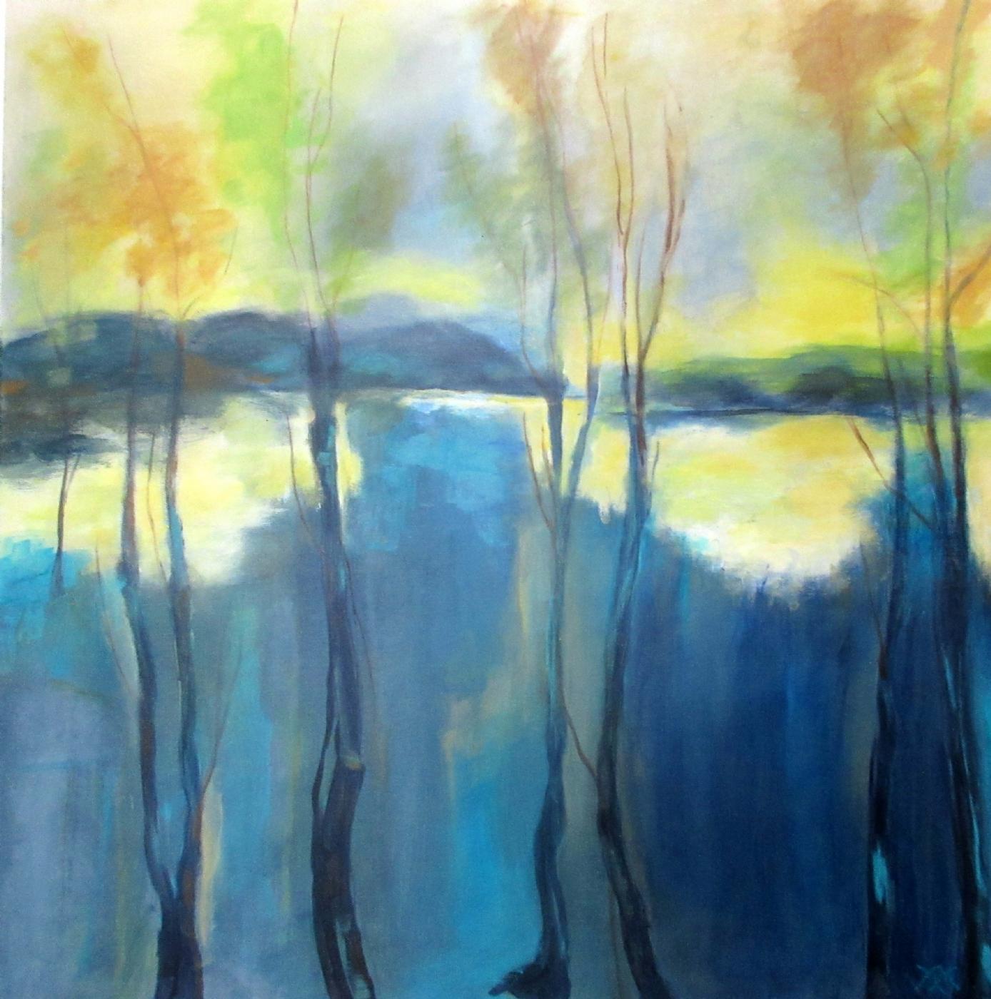 Trees 1 | Maleri