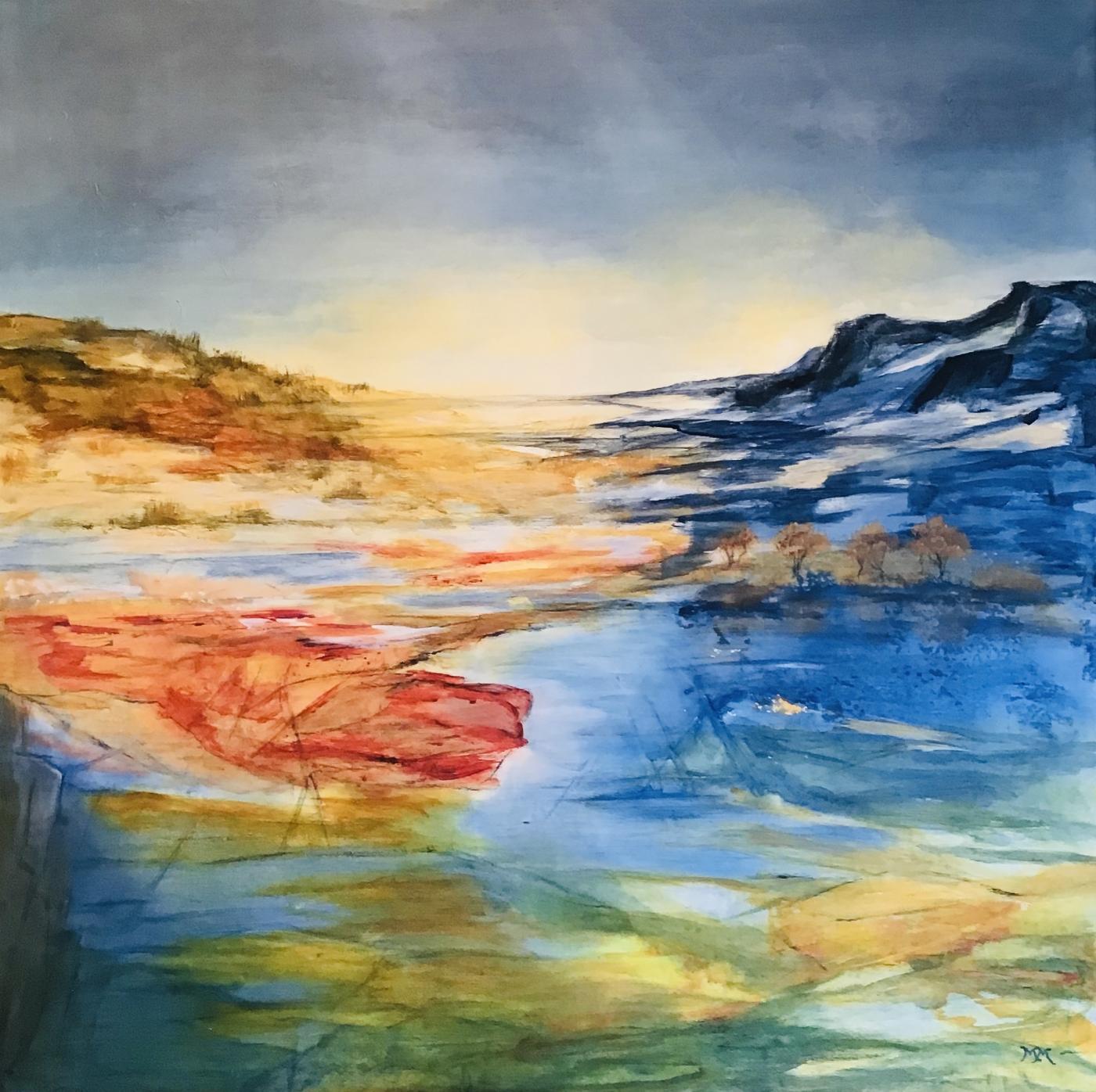 Arctic tundra | Maleri