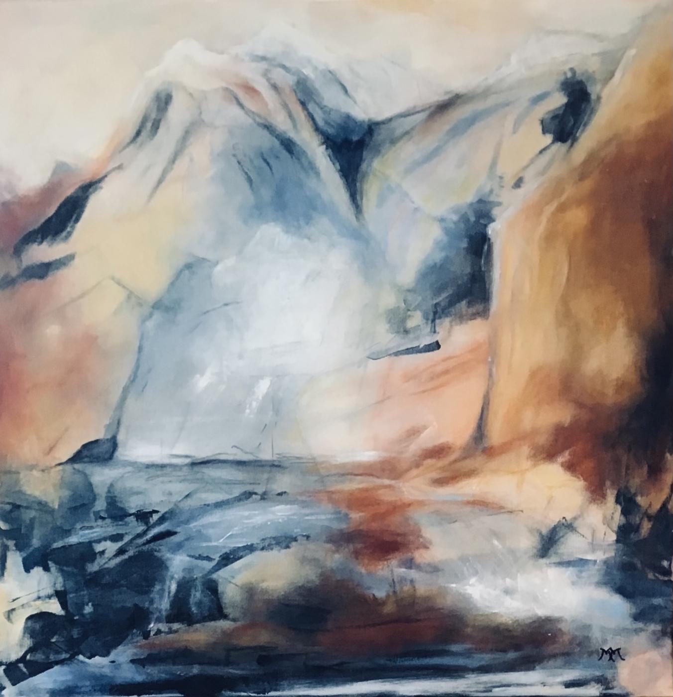 Mountains song | Maleri