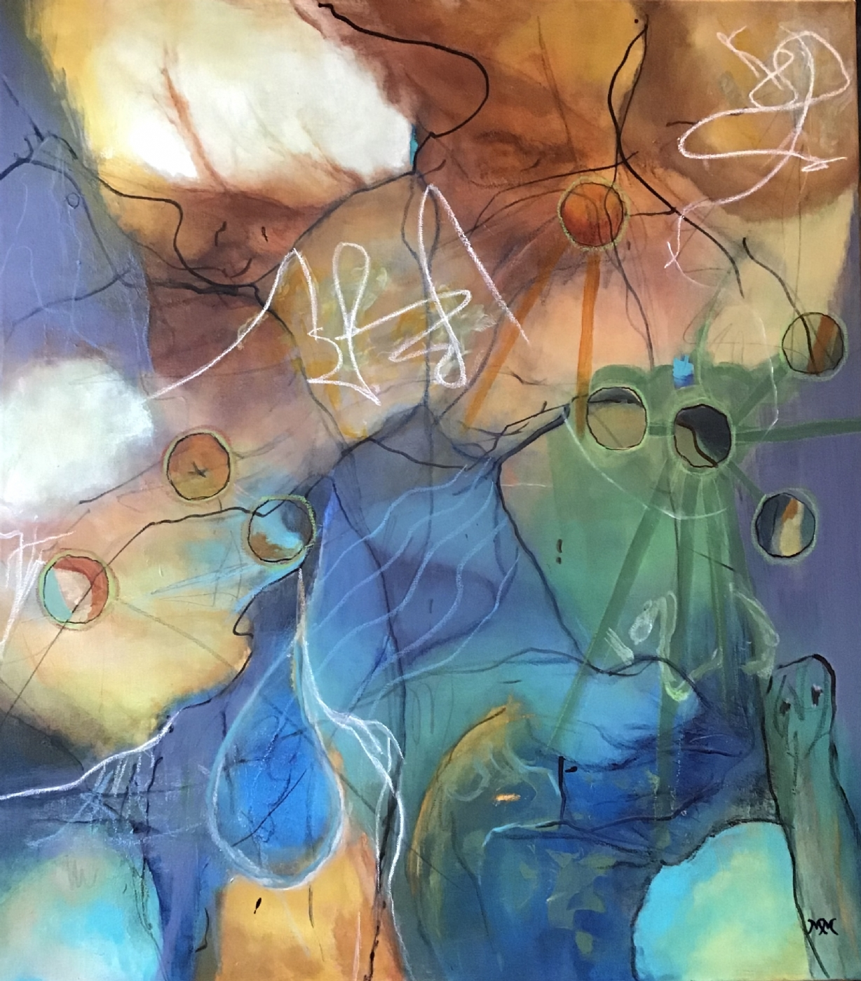 Fairy tale | Maleri