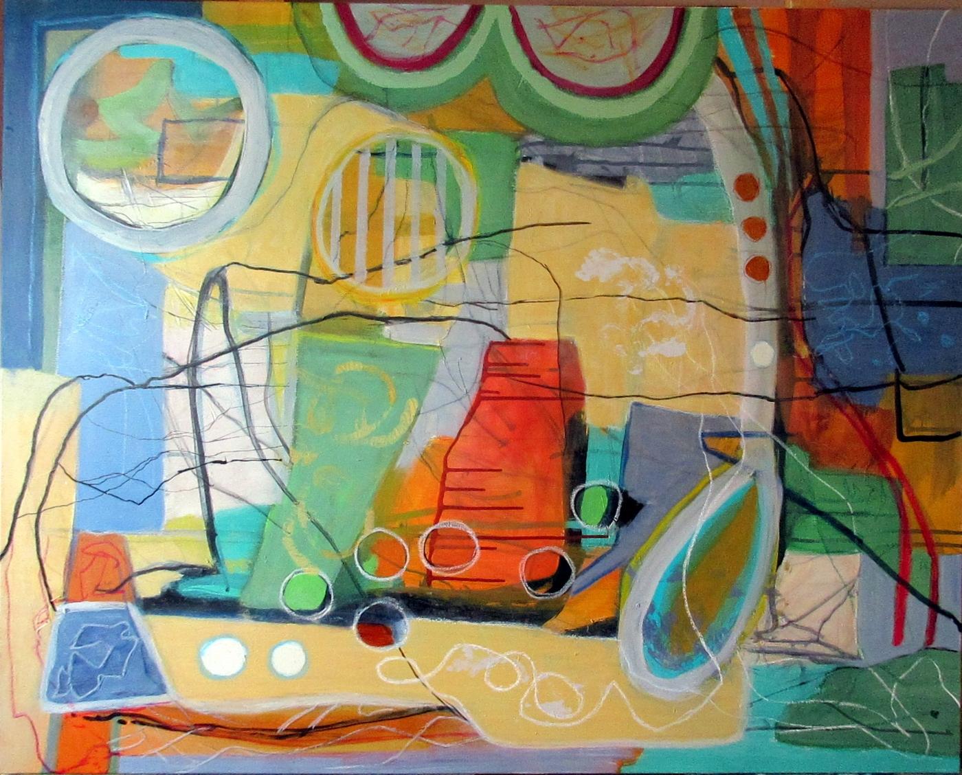 Fragments 1 | Maleri