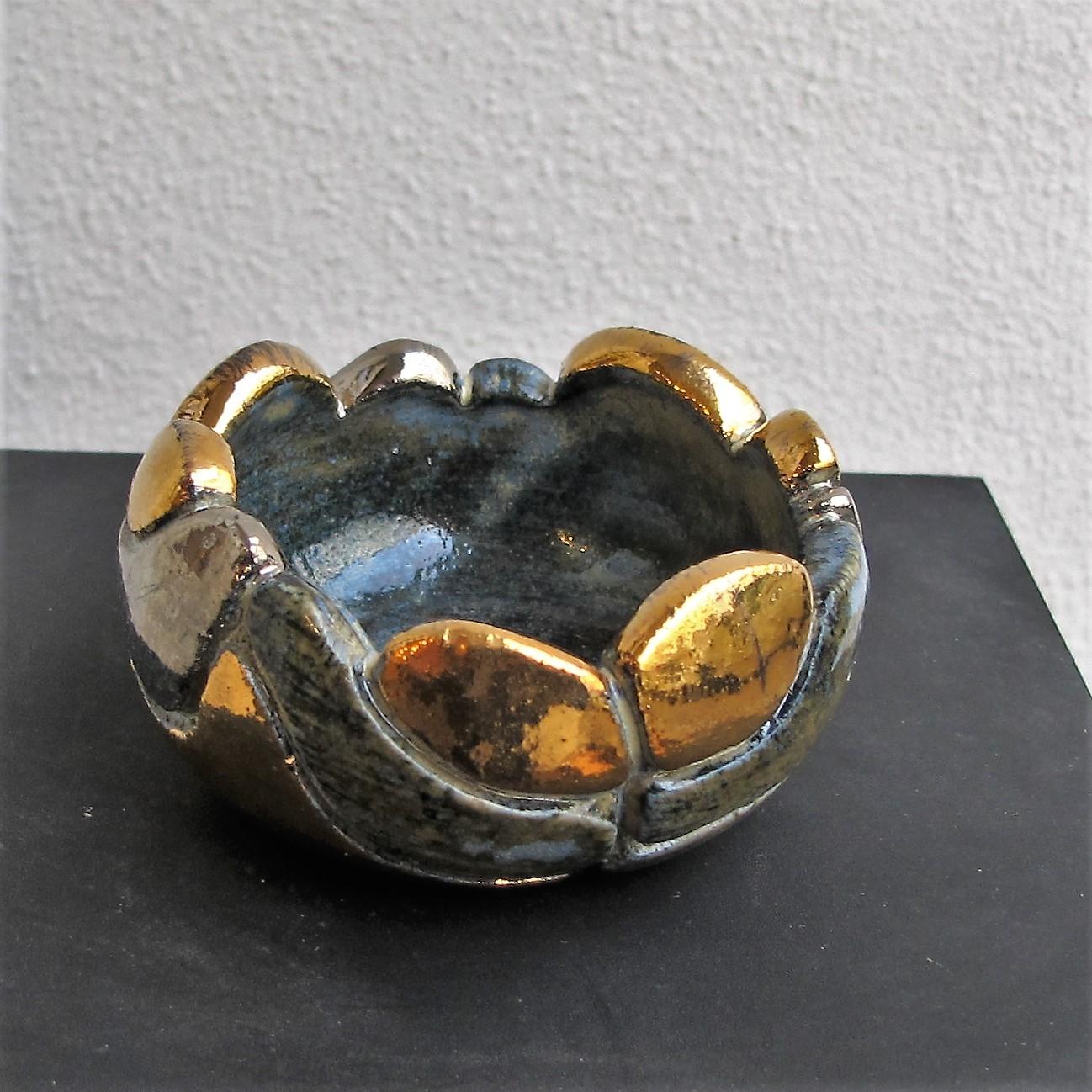 mini gobbel åben m. metal | Keramik