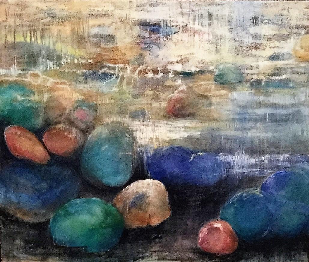 rock color   Maleri