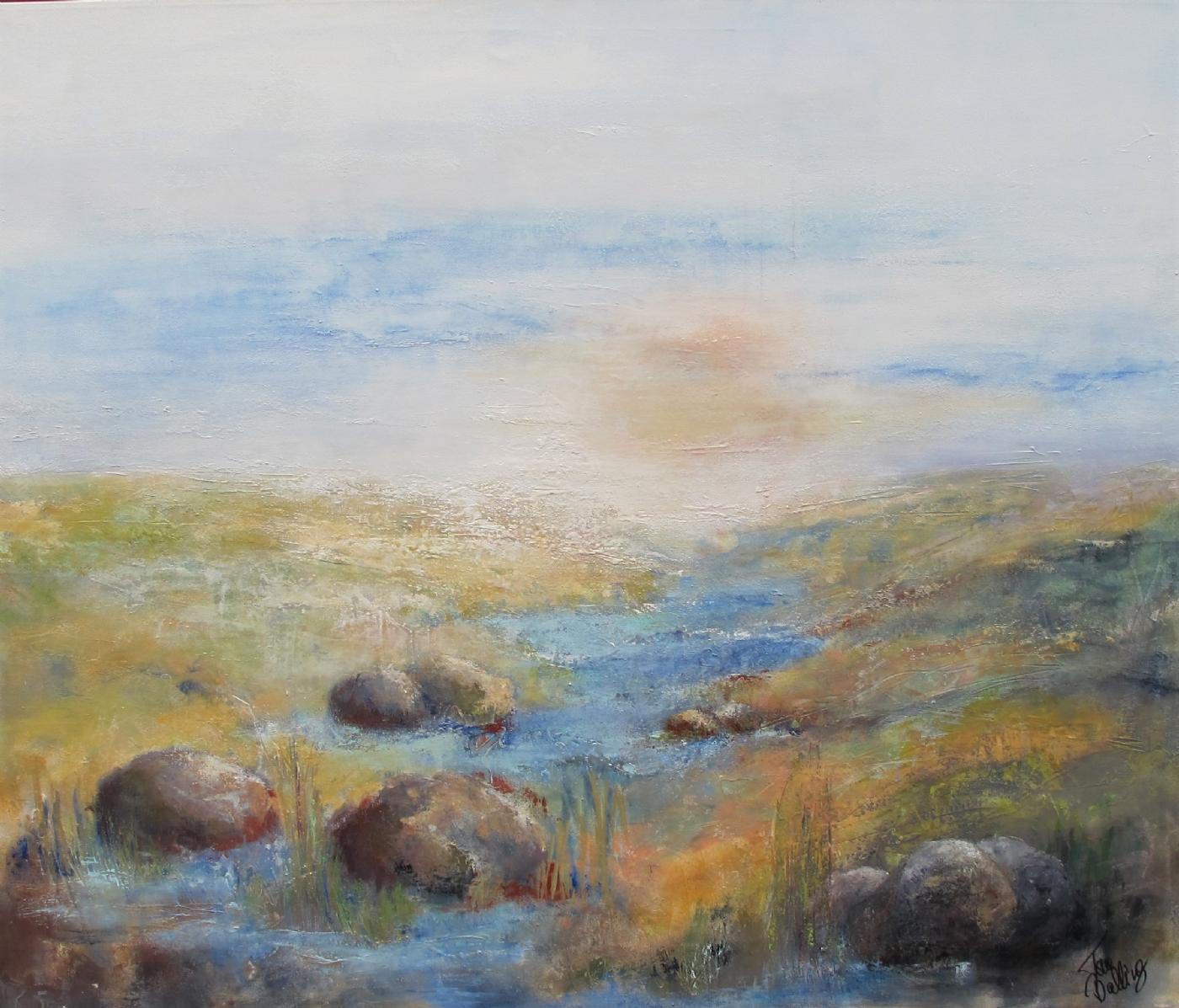læsø landskab | Maleri