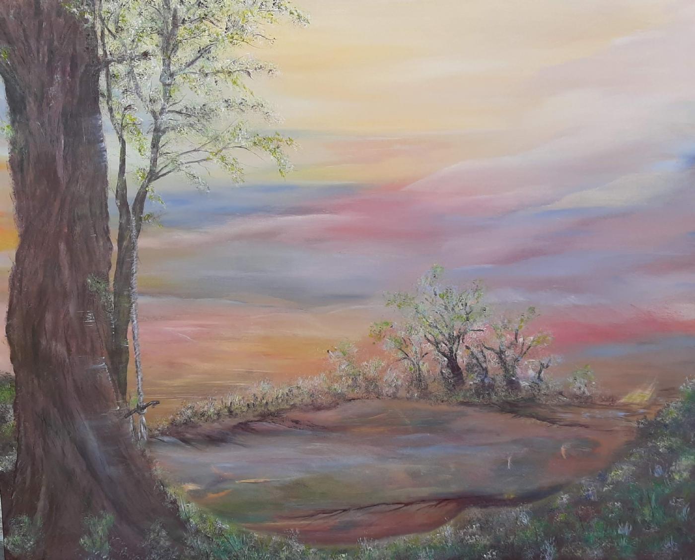 Træets hemmelighed | Maleri